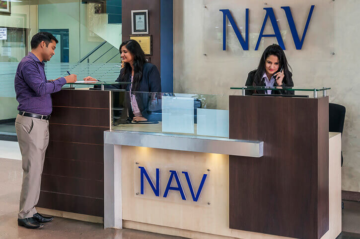 Navconsulting - India Office Picture